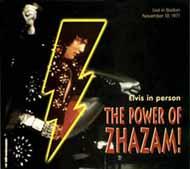 """Résultat de recherche d'images pour """"cd elvis the power of shazam"""""""